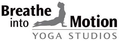Breathe Into Motion Yoga Studios Logo