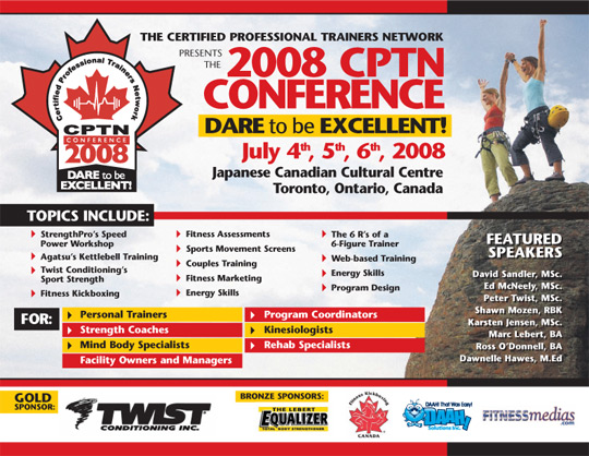 CPTN Conference 2008 Event Promo