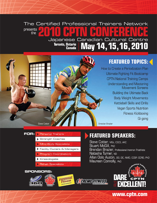 CPTN Conference 2010 Event Promo