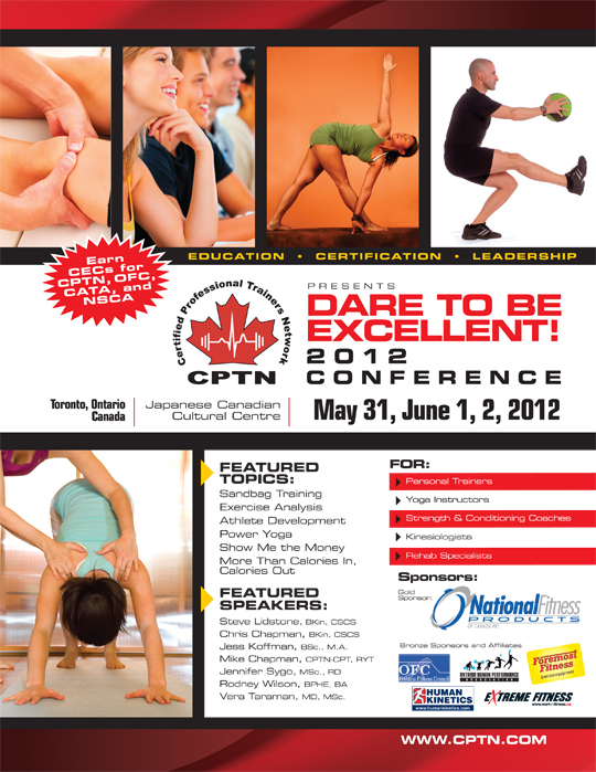 CPTN Conference 2012 Event Promo