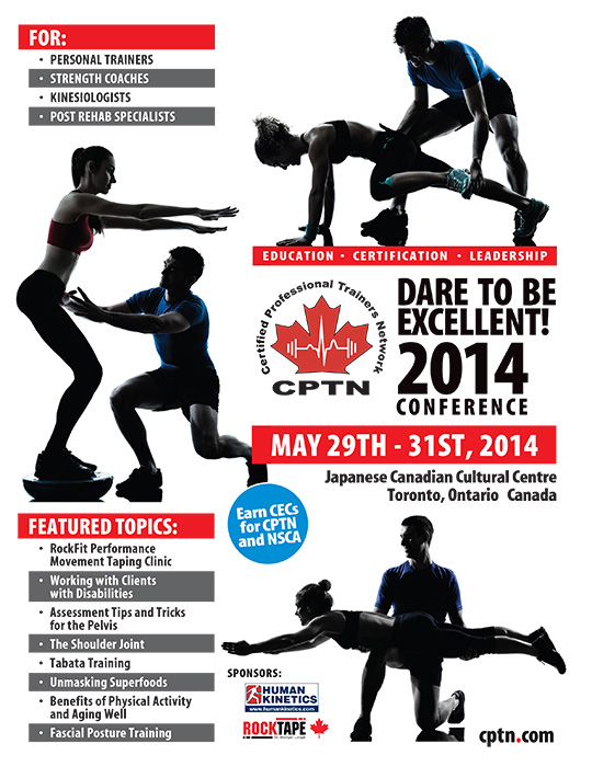 CPTN Conference 2014 Event Promo