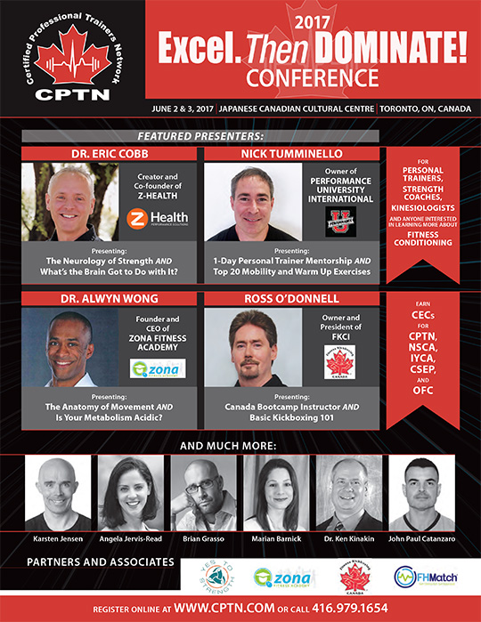 CPTN Conference 2017 Event Promo