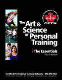 Image of The Art and Science of Personal Training Manual (4th Edition)